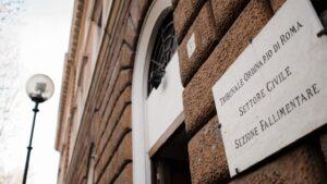 Tribunale di Roma - Sezione civile